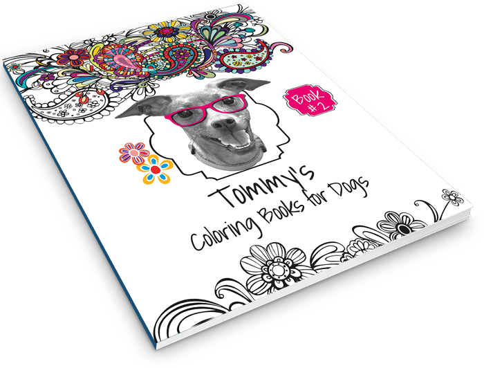 Tommy Coloring Book for Dogs – Bk2