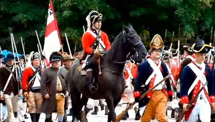 The Battle Germantown
