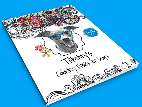 Coloring Book #1 Cover