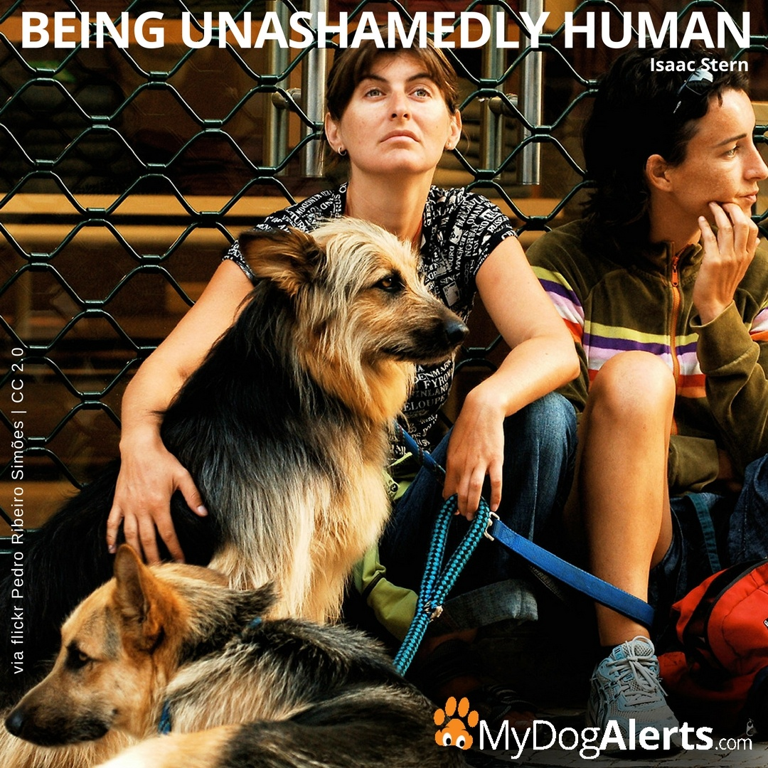 Being unashamedly human